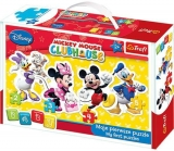Baby Puzzle Mickey Mouse klubík 4v1
