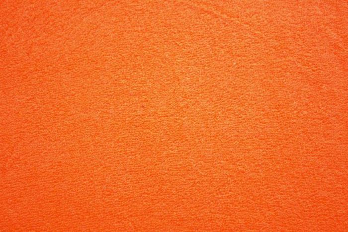 Polášek Prostěradlo Froté EXKLUSIVE Oranžová 90x200 cm