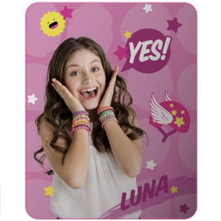 Fleece deka Soy Luna Cool
