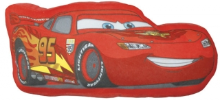 3D polštářek Cars Flash Mc Queen