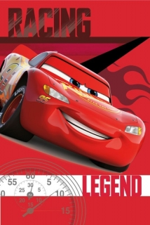 Fleece deka Cars legend