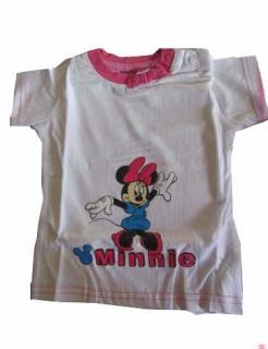 Tričko Minnie Mouse KR