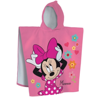 Pončo Minnie Liberty 60/120 cm