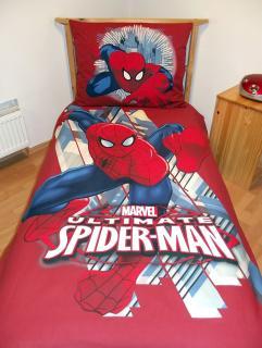 Povlečení pro kluky povlečení spiderman