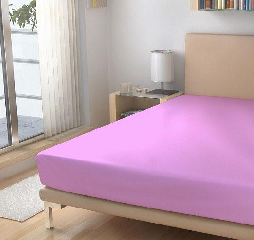 svetle fialove prosteradlo, barva 14