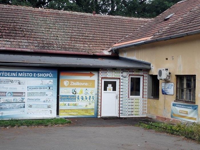 e-shop www.baby-miminko.cz výdejní místo na adrese Lázeňská 826, Sadská