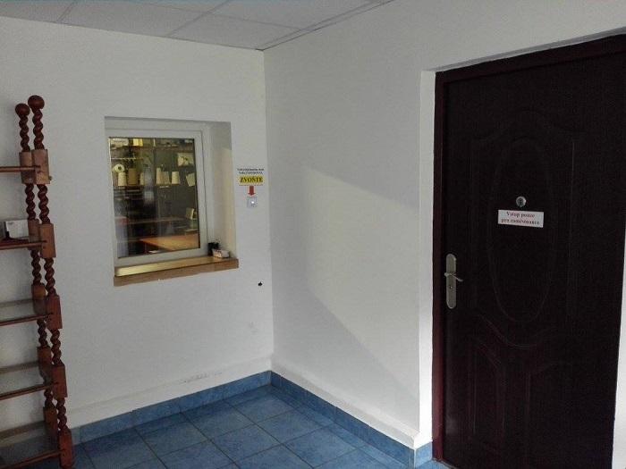 e-shop www.baby-miminko.cz výdejní místo na adrese Lázeňská 826, Sadská, výdejní okénko